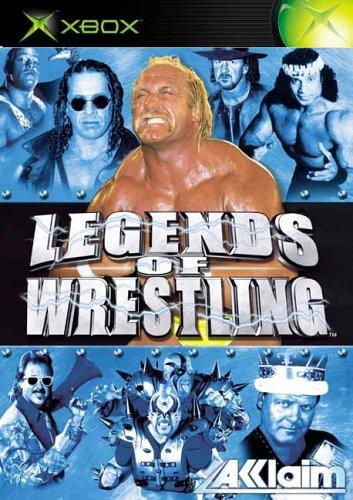 Legends Of Wrestling XBOX UK IMPORT