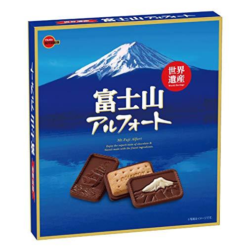 ブルボン 富士山 アルフォート 3箱入