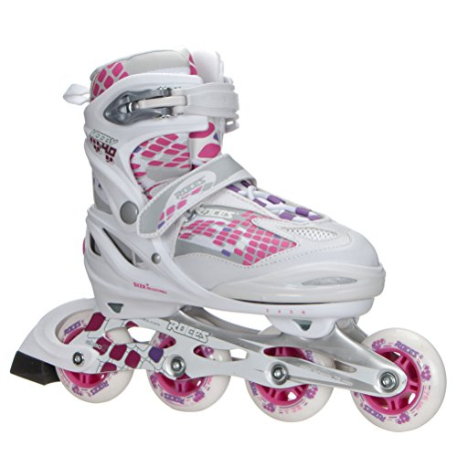 Unisex Roces Movida Pickup Roller Skates Roller Skate Street Movida Up