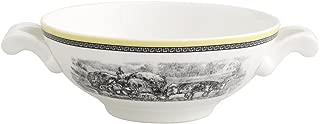 Villeroy & Boch Audun Ferme Soup Cup, 400 ml, Premium Porcelain, White/Multicolour