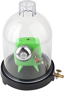 Vacuum Hood Suction Disc Bell in Vacuum Laboratory Plastic Jar Sound Physics Y