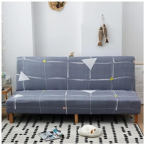 Cama DE Sofa DE Sofa DE Sofa DE Sofa DE ARMADOS ALTRÁS Protector DE Muebles Anti-SLIPER, Sofá Plegable elástico Antideslizante Sofá Sofá Escudo (Color : L, Size : 190-210cm)