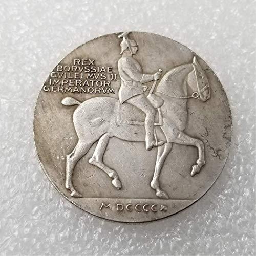 DDTing Beste Antike Deutsche Geschichte Münzen - alte große deutsche Münze - DE Brilliant...