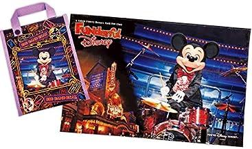 Disney Leisure Sheet, Live Action Big Band Beat, Fundful, Disney Sea, Mickey Mouse, Member Exclusive Tokyo Disney Resort