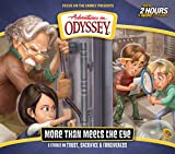 More Than Meets the Eye: 67 (Adventures in Odyssey) christian audio books Nov, 2020