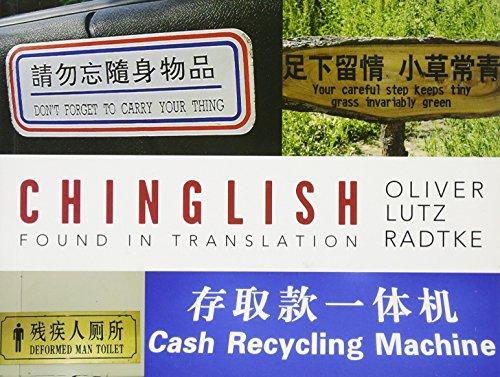 Chinglish: Found in Translation