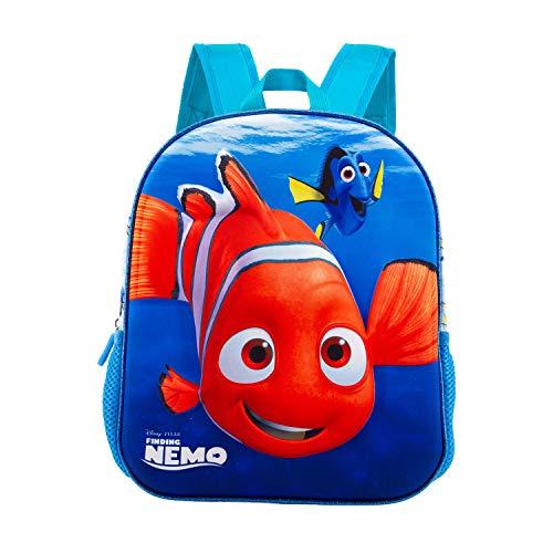 KARACTERMANIA Le Monde de Nemo Nemo-Sac à dos 3D...