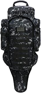 East West U.S.A Tactical Assault Rifle Backpack, Molle Webbing, Take Your Gun and Gear Anywhere, RT538/RTC538