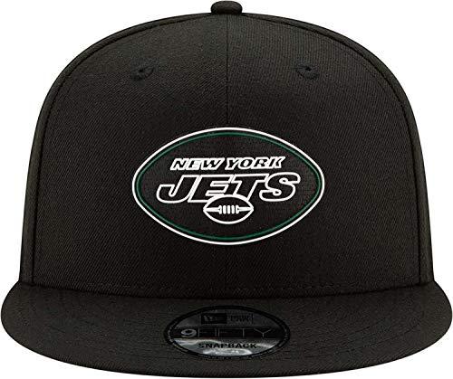 New Era - NFL New York Jets 2020 Draft Official 9Fifty Snapback Cap - Schwarz Farbe Schwarz, Größe One Size