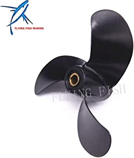 Boat Parts & Accessories 7 7/8X7 1/2 Outboard Engine Aluminum Propeller for Honda 4-Stroke 5Hp Bf5 Boat Motors 7 7/8 X 7 1/2