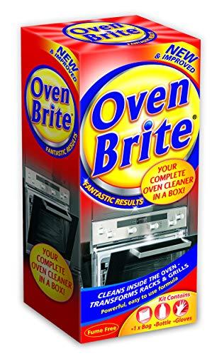 Oven Brite - 500ML - Bottle Bag & Gloves Included - Complete Oven Cl