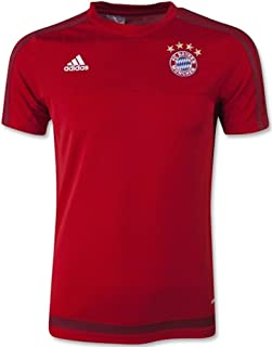 adidas Bayern Munich Youth Training Replica Soccer Jersey 15/16