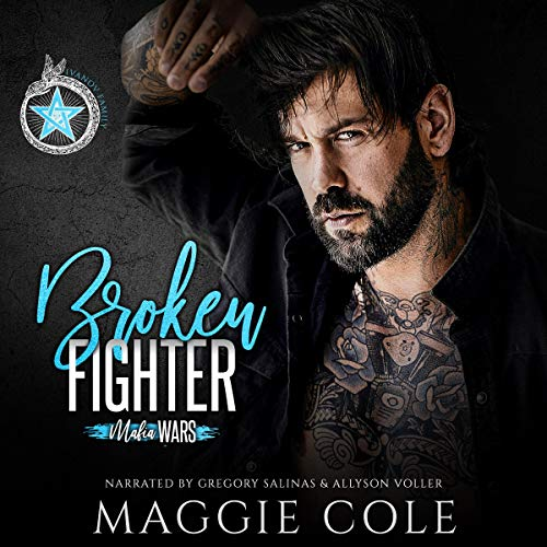 Broken Fighter Audiobook By Maggie Cole cover art