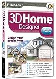 3D Home Designer Deluxe (PC CD) -