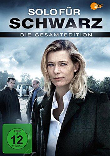 Solo für Schwarz - Die Gesamtedition [4 DVDs]