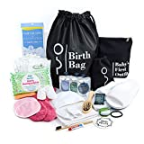 Bolsa de nacimiento - Pre Pack Maternity Hospital Changing Bag Essentials Set para madre y bebé