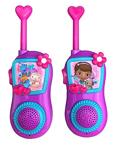 KIDdesigns Doc McStuffins The Doc is In FRS 2-Way Radios