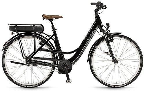 E-Bike Winora X575.C Einrohr 28\' 7-G AGT Rücktritt 36V Modular in schwarz div. Rh ohne Akku!!!!, Rahmenhöhen:46;Farben:schwarz
