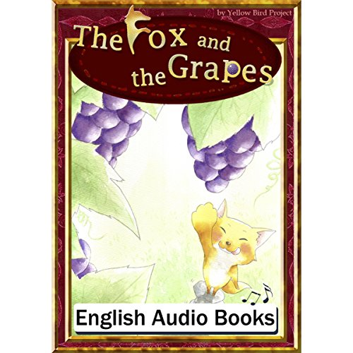 『The Fox and the Grapes(すっぱいぶどう・英語版)』のカバーアート