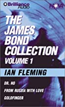James Bond Collection 1: From Russia with Love, Dr. No,  Goldfinger (Nova Audio Books)