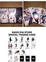【非売品】 トレーディングカード+ポストカード+カレンダー RADIO EVA エヴァンゲリオン
