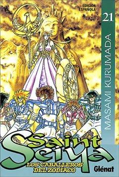 saint seiya 21: Los Caballeros del Zodiaco