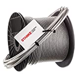 10 mts cable acero 4 mm galvanizado stocktotal premium