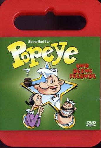 Popeye und seine Freunde - Spinatkoffer
