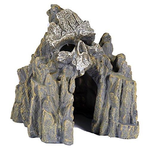 Pet Ting Aquarium-Dekoration Höhlenornament - Dekoration für Vivarium