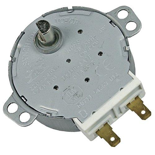 Motor plato–horno microondas–Ariston Hotpoint