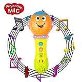 CITOY Juguete para niñas de 12-24 Meses, Micrófono Juguete para niños de 1-3...