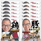 Sapporo Ichiban Momosan Ramen by Iron Chef Morimoto, Chicken and Tonkotsu Flavor, 3.44 Ounce (Pack of 12)