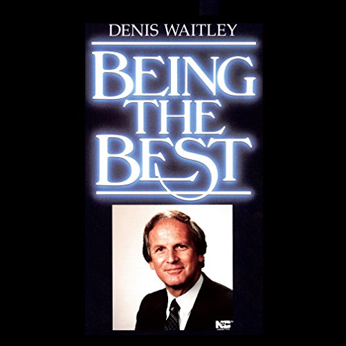 Being the Best audiobook cover art