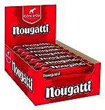 Côte d'Or Nougatti - Nougat enrobé de chocolat au lait - Présentoir de 24 barres