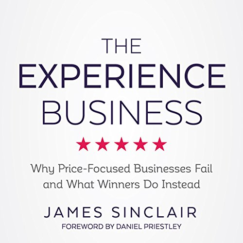 The Experience Business cover art