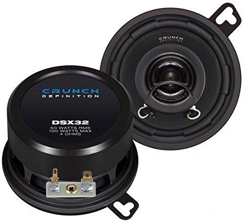 Crunch DSX32-8,8cm Koax-System