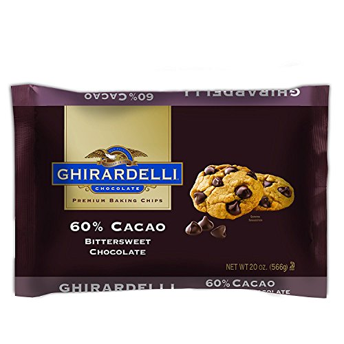 Ghirardelli 60% Cacao Chocolate Chips - 20 oz