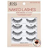 Ardell Strip Lashes Naked Lashes #424, 4 Pairs x 1-Pack
