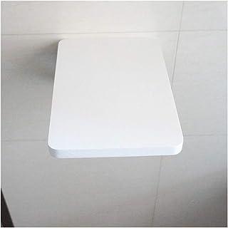 YDDZ Table Murale Rabattable Petite Table Pliante Blanche Peut Être Stockée Bureau D'ordinateur Petite Table à Manger Mura...