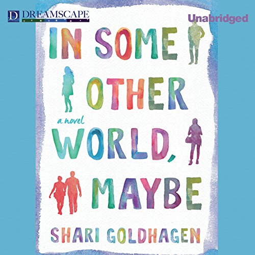 In Some Other World, Maybe audiobook cover art
