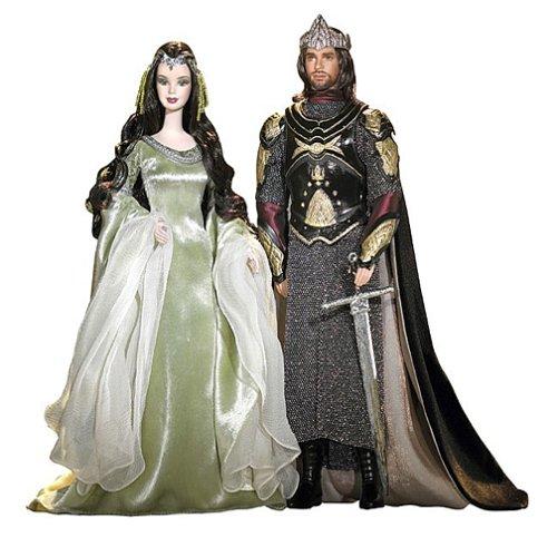 Mattel Coffret Cadeau Le Seigneur des Anneaux Barbie