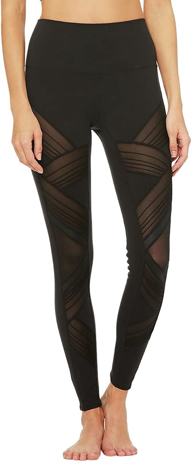 Alo Womens Ultimate High Waist Leggings