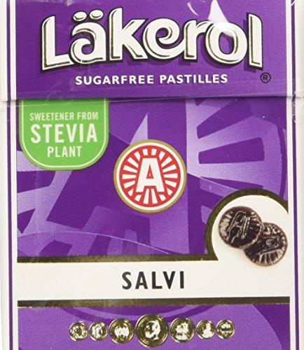 Salvi Lakerol Pastilles 24-Pack