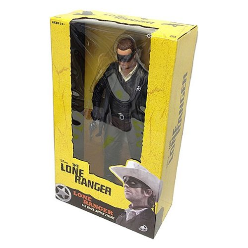 NECA 45cm 1:4 Scale The Lone Ranger Action Figure