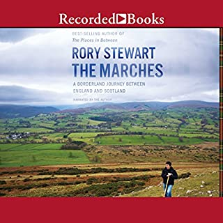 The Marches audiobook cover art