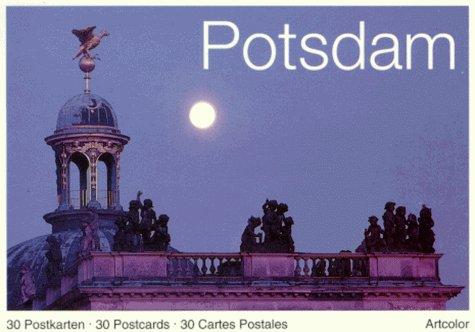 Potsdam. 30 Postkarten /30 postcards /30 cartes postales
