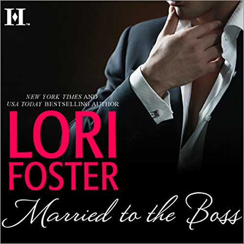 Married to the Boss audiobook cover art