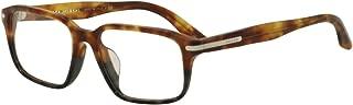 Prada PR09TVF Eyeglass Frames UFN1O1-55 - Light Havana/Spotted Grey PR09TVF-UFN1O1-55