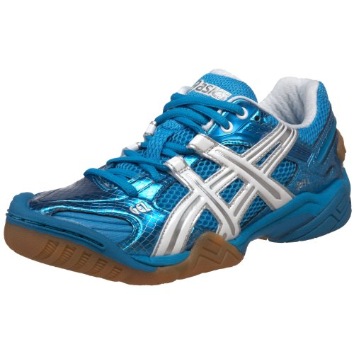 ASICS Women#039s GELDomain 2 Volleyball ShoeDiva Blue/White/Diva Blue9 M US