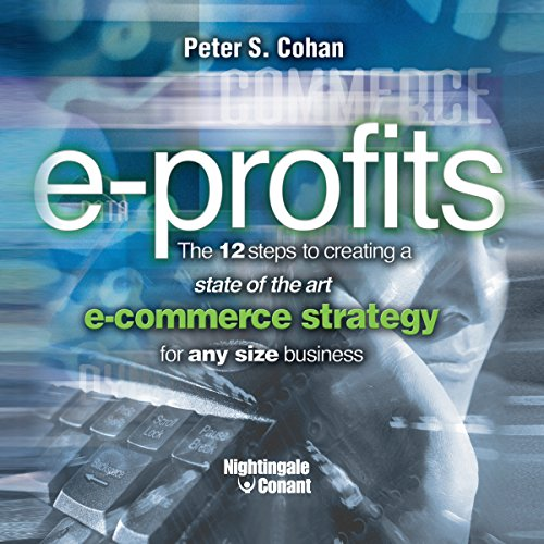 E-Profits audiobook cover art